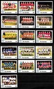 GAMBIE  N° 2049/64 * *  ( Cote 12e ) Euro 96  1996  Football  Soccer  Fussball - Europei Di Calcio (UEFA)