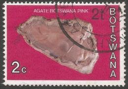 Botswana. 1976 Botswana Minerals. 2t On 2c Used SG 368 - Botswana (1966-...)