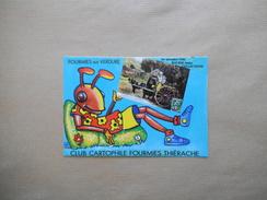 FOURMIES SUR VERDURE 1er NOVEMBRE 1992 BOURSE TOUTES COLLECTIONS CARTE DESSINEE PAR PHILIPPE BERTAUX  N° 522 - Bourses & Salons De Collections