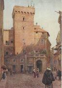 Roma - Torre Dei Frangipane Detta Della Scimmia  Italy   # 06523 - Roma (Rome)
