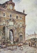 Roma - Fontana Di Ponte Sisto   Italy   # 06525 - Roma (Rome)