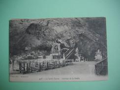LA SAINTE BAUME  -  83  -  Intérieur De La Grotte  -  VAR - Autres Communes