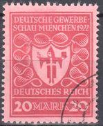 Deutsches Reich 1922 - Mi.204 - Used - Gestempelt - Gebraucht