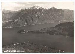 Y4276 Lago Di Como - Punta Di Bellagio Con La Grigna - Panorama / Viaggiata 1951 - Altre Città