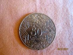 Maroc: 50 Centimes 1921 - Morocco