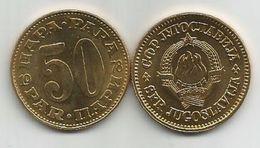 Yugoslavia 50 Para 1978. UNC/AUNC KM#46 - Yugoslavia