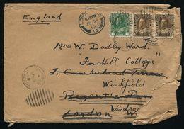 KING EDWARD EIGTH CANADA TRAIN TOUR RAILWAY WINNIPEG 1919 GOLF - Autres Collections