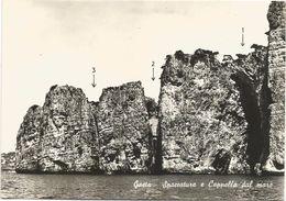 Y4283 Gaeta (Latina) - Spaccature E Cappella Sul Mare / Non Viaggiata - Italia