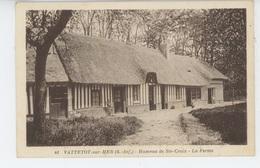 VATTETOT SUR MER - Hameau De Sainte Croix - La Ferme - France