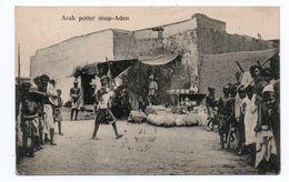 ADEN - ARAB POTTER SHOP - Yemen