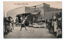 ADEN - ARAB POTTER SHOP - Yémen