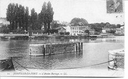 JOINVILLE - LE - PONT  - L'Ancien Barrage - Joinville Le Pont