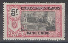 Inde - YT 55 * - India (1892-1954)