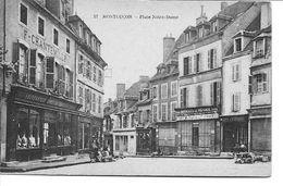 MONTLUCON - Place Notre Dame - Montlucon
