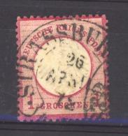 06251  -   Allemagne  :  Yv   4  (o)  Obl. Fer à Cheval De Strasbourg - Germany
