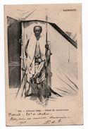 ABANE ISSA - CHEF DE CARAVANE - Djibouti