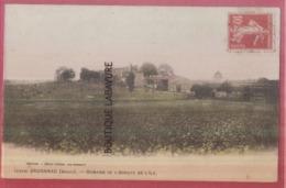 33 - ORDONNAC--(Medoc) Domaine De L'Abbaye De L'Ile--colorisée - France