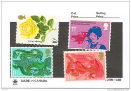 100 Pochettes Cristal Pour Archivage Ou Envoi - Dimensions L 125 Mm H 84 Mm - - Approval (stock) Cards