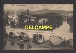 DF / 48 LOZERE / LE MALZIEU-VILLE / VUE GENERALE / CIRCULÉE EN 1916 - Autres Communes