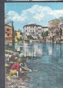 SACILE IL LIVENZA LAVANDAIE,PANORAMA-VIAGGIATA-NO1960-FG-1217 - Udine