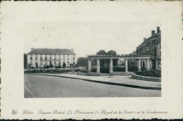 BE ARLON / Square Astrid  Le Monument L'appel De La Forêt  Et La Gendarmerie / - Arlon
