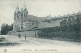 BE ARLON / Eglise Et Couvent Des Jésuites / - Arlon
