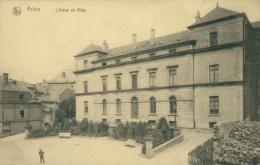 BE ARLON / L'Hotel De Ville / - Arlon
