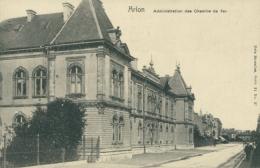 BE ARLON / Administration Des Chemins De Fer /  Nels Série 31 N° 57 - Arlon