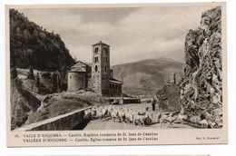 CANILLO - EGLISE ROMAINE DE SAINT JEAN DE CASELLAS - Andorre