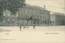 BE ARLON / LHôtel Du Gouvernement  /  Nels Série 31 N° 27 - Arlon