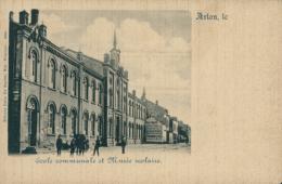 BE ARLON / Ecole Communale Et Musée Scolaire / - Arlon