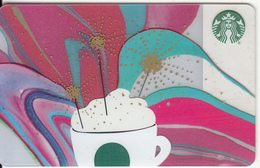 CANADA - Happy Birthday, Starbucks Card, CN : 6120, Unused - Gift Cards