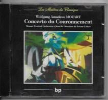 CD Wolfgang Amadeus Mozart - Classique