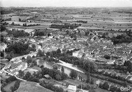 47-LAVARDAC- VUE GENERALE AERIENNE  , LE PONT - Lavardac