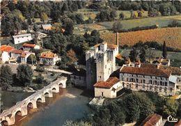 47-BARBASTE- VUE AERIENNE LE MOULIN DES TOURS D'HENRI IV - France