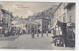 Canelli - Piazza V. Emanuele II - 1907        (A-47-160126) - Asti