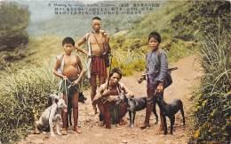 TAIWAN / Hunting By Savage Youths - Formosa - Taiwan