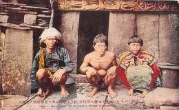 TAIWAN / Savages Of Paiwan Tribe - Formosa - Taiwan