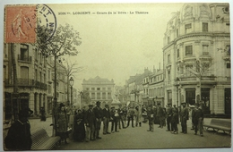 COURS DE LA BÔVE - LE THÉÂTRE - LORIENT - Lorient