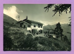 Prali - Arrivo Seggiovia Pian Dell'Alpet - Italien