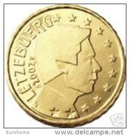 Luxemburg 2014    10  Cent    UNC Uit De Rol  UNC Du Rouleaux  !! - Luxembourg