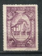 España_1930_Pro Union Iberoamericana. - 1889-1931 Reino: Alfonso XIII