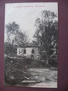 CPA 88 La Chapelle Sainte Claire En Ruines Prés SPITZEMBERG Entre SAINT DIE & SAALES 1923 RARE PLAN ? - Autres Communes