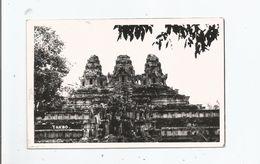 TAKEO (CAMBODGE) CARTE PHOTO RUINES HISTORIQUES - Cambodge