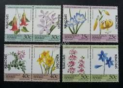 Tuvalu Flowers 1985 Flora Plant Flower (stamp) MNH *SPECIMEN *rare - Tuvalu (fr. Elliceinseln)