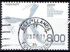 DENMARK # FROM 2009 STAMPWORLD 1544 - Denemarken