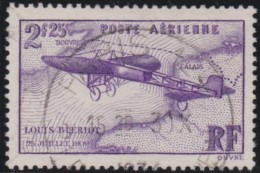 France   .    Yvert      .      Poste Aérienne .   7         .         O   .         Oblitéré - 1927-1959 Afgestempeld