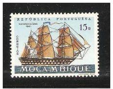 "Mozambique 1963,Ships ""Vasco Da Gama"" 1841,Sc 452,VF MNH** - Mozambique"