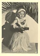 Shirley Temple (real Photo Postcard RPPC) 2 X Scan  (mini Postcard) - Artiesten