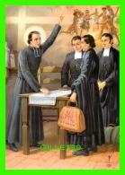 RELIGIONS - ENVOI DES PREMIERS MISSIONNAIRES EN OCÉANIE - SAINT MARCELLIN CHAMPAGNAT (1789-1840) - - Saints